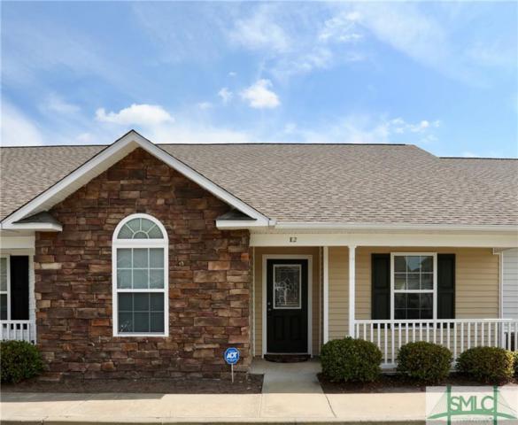 401 Barry Mccaffrey Boulevard, Hinesville, GA 31313 (MLS #204106) :: Karyn Thomas