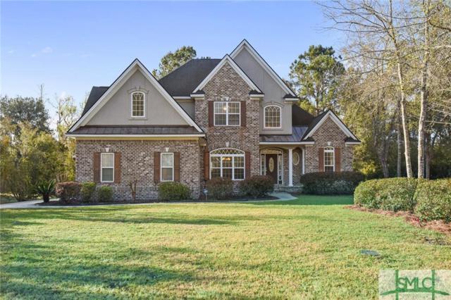 727 Channing Drive, Richmond Hill, GA 31324 (MLS #204113) :: Coastal Savannah Homes