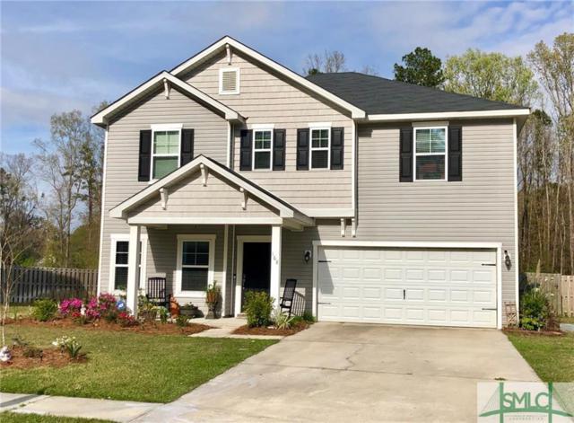 168 Richmond Walk Drive, Richmond Hill, GA 31324 (MLS #204124) :: Coastal Savannah Homes