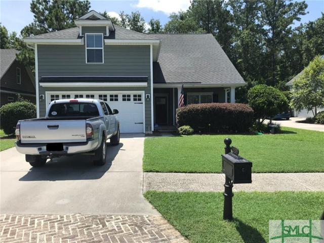 70 Jacobs Circle, Richmond Hill, GA 31324 (MLS #204128) :: McIntosh Realty Team