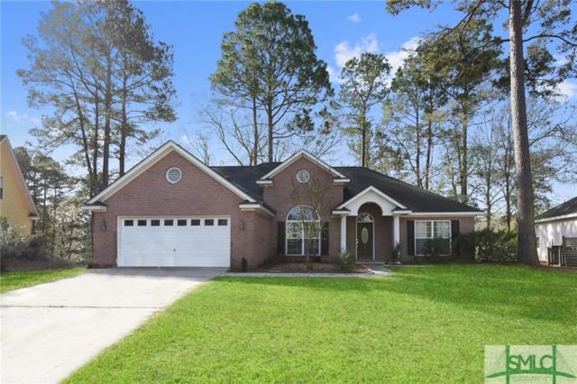 178 Egrets Way Lane, Richmond Hill, GA 31324 (MLS #204162) :: Coastal Savannah Homes