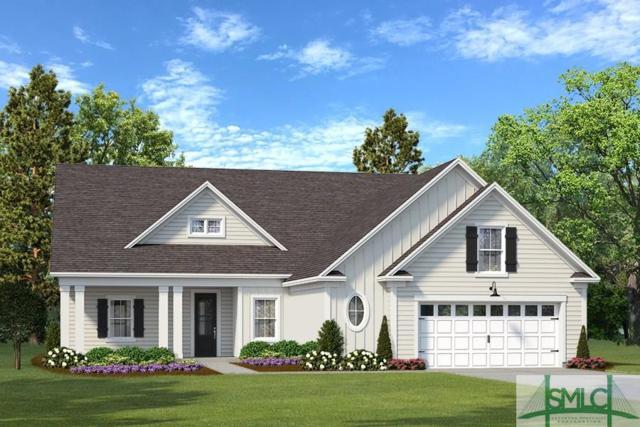 115 Oakdene Road, Pooler, GA 31322 (MLS #204177) :: The Arlow Real Estate Group