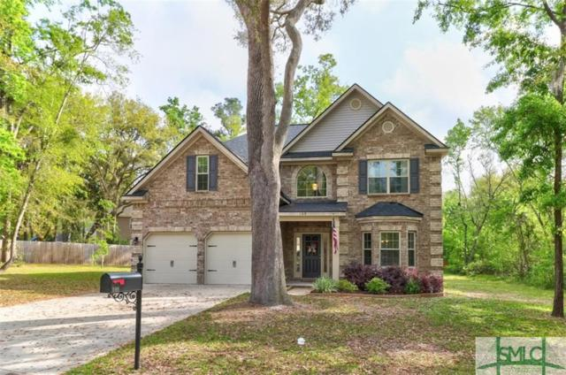 189 Carriage Way, Midway, GA 31320 (MLS #204186) :: The Randy Bocook Real Estate Team