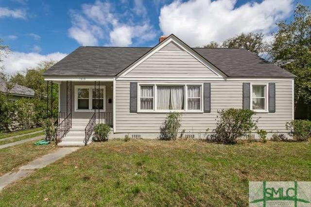 1418 E 52nd Street, Savannah, GA 31404 (MLS #204208) :: Coastal Savannah Homes
