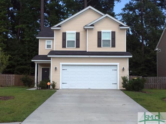 122 Calm Oak Circle, Savannah, GA 31419 (MLS #204209) :: Coastal Savannah Homes