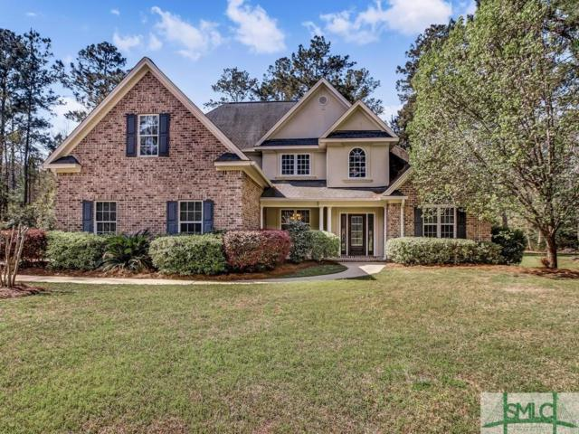 274 Dalcross Drive, Richmond Hill, GA 31324 (MLS #204210) :: Coastal Savannah Homes