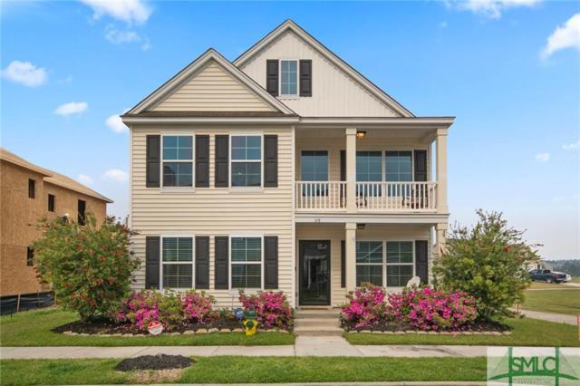 113 Crabapple Circle, Port Wentworth, GA 31407 (MLS #204225) :: Coastal Savannah Homes