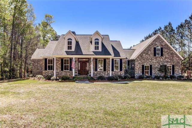 784 Ebenezer Road, Rincon, GA 31326 (MLS #204227) :: Coastal Savannah Homes