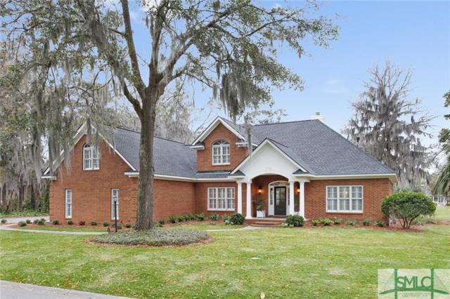 141 Grays Creek Drive, Savannah, GA 31410 (MLS #204243) :: Karyn Thomas