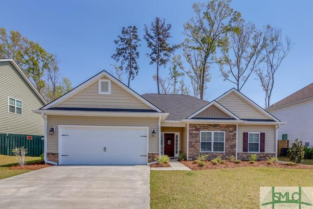 15 Shelton Street, Richmond Hill, GA 31324 (MLS #204245) :: Karyn Thomas