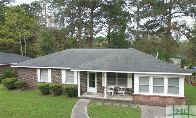 223 Dyches Drive, Savannah, GA 31406 (MLS #204248) :: Coastal Savannah Homes