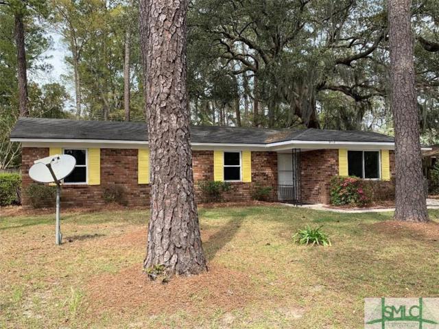 9518 Dunwoody Drive, Savannah, GA 31406 (MLS #204251) :: Coastal Savannah Homes