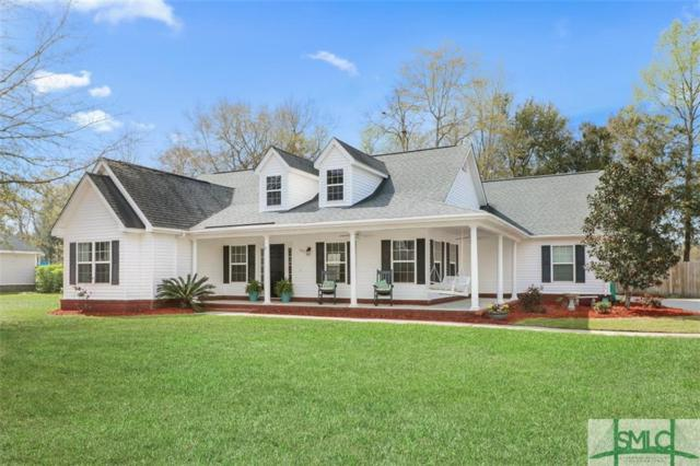 307 Yorkshire Drive, Guyton, GA 31312 (MLS #204270) :: Coastal Savannah Homes