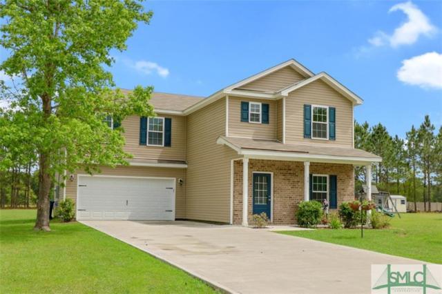 50 Harleigh Lane, Ellabell, GA 31308 (MLS #204271) :: The Randy Bocook Real Estate Team