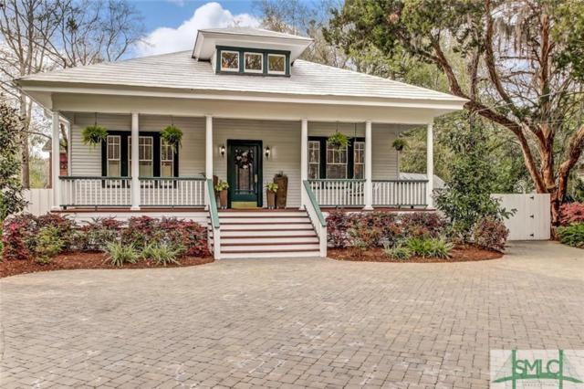 2244 Norwood Avenue, Savannah, GA 31406 (MLS #204278) :: Teresa Cowart Team
