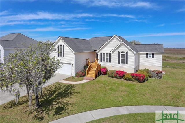 154 Runner Road, Savannah, GA 31410 (MLS #204294) :: The Randy Bocook Real Estate Team