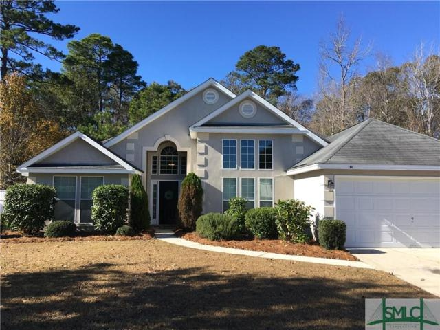 184 Silverton Road, Pooler, GA 31322 (MLS #204314) :: The Sheila Doney Team