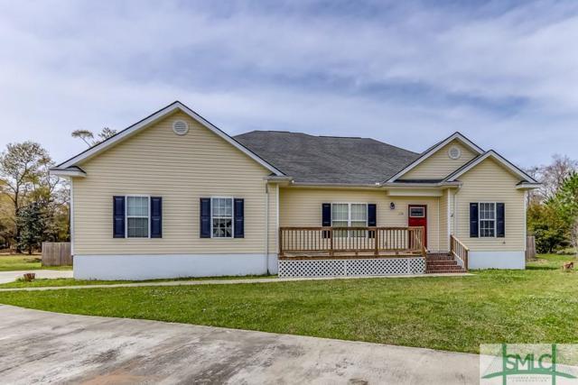 106 Covenant Lane, Springfield, GA 31329 (MLS #204315) :: Karyn Thomas