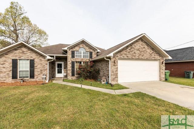 1215 Langston Lane, Hinesville, GA 31313 (MLS #204317) :: Karyn Thomas