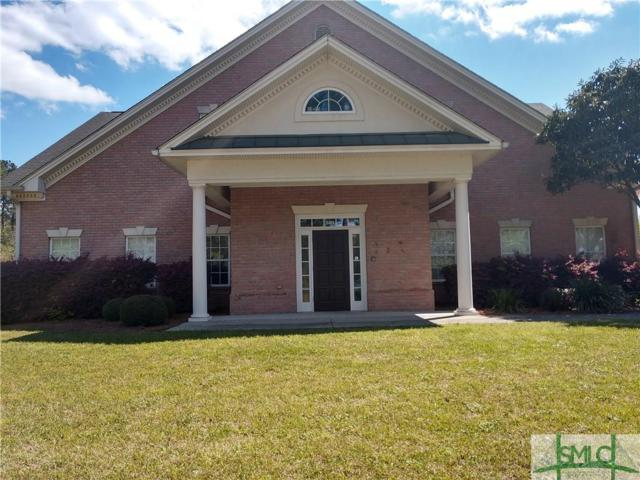 600 Silverwood Commercial Drive, Rincon, GA 31326 (MLS #204346) :: The Sheila Doney Team