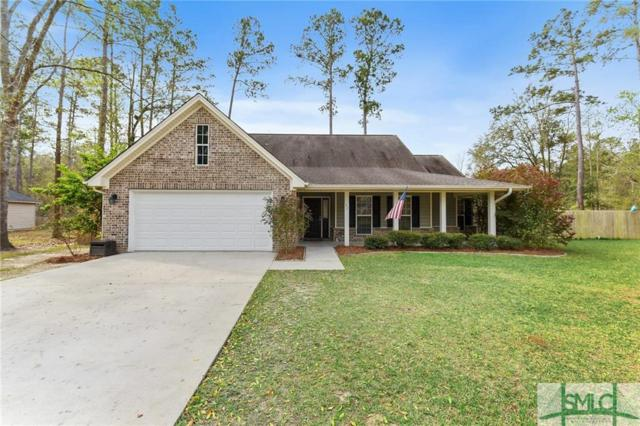 22 Carriage Way, Midway, GA 31320 (MLS #204365) :: Karyn Thomas