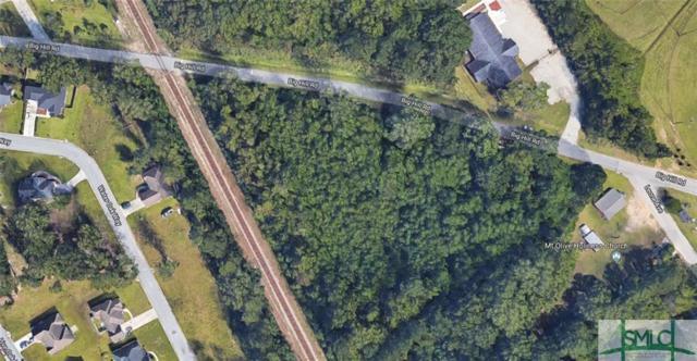 0 Big Hill Road, Garden City, GA 31408 (MLS #204367) :: McIntosh Realty Team