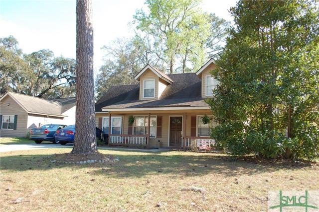 7 Jasmine Court, Savannah, GA 31406 (MLS #204373) :: McIntosh Realty Team