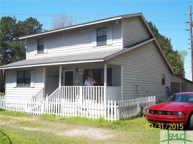 96 Moore Drive, Port Wentworth, GA 31407 (MLS #204379) :: McIntosh Realty Team