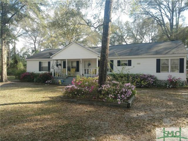 174/154/150 Noel Conaway Road, Guyton, GA 31312 (MLS #204381) :: Coastal Savannah Homes