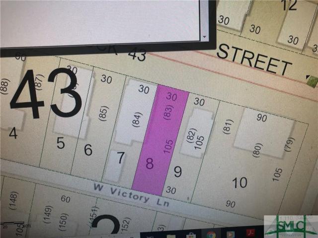 00 W Victory Drive, Savannah, GA 31405 (MLS #204384) :: Karyn Thomas