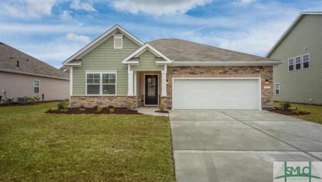 111 Saddle Street N, Savannah, GA 31407 (MLS #204399) :: Coastal Savannah Homes
