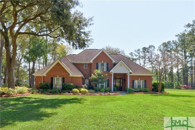 6 Twelve Oaks Drive, Savannah, GA 31410 (MLS #204407) :: Karyn Thomas