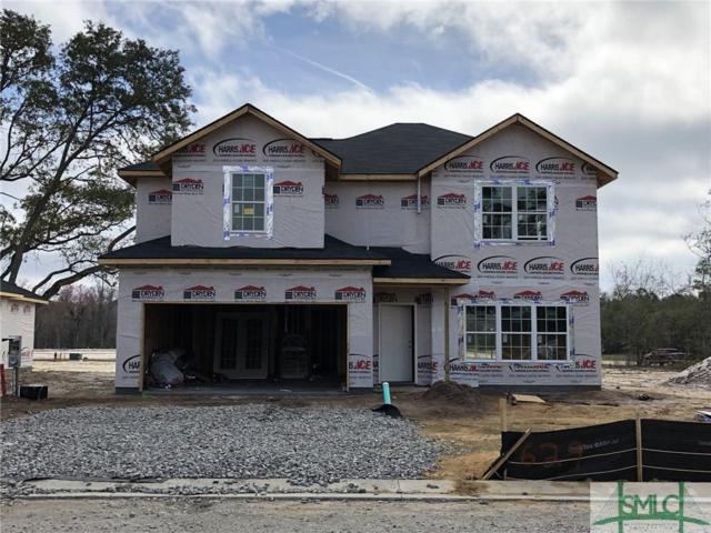 408 Alcott Circle, Hinesville, GA 31313 (MLS #204410) :: Karyn Thomas