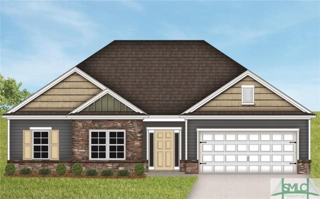 1676 Belle Island Road, Richmond Hill, GA 31324 (MLS #204412) :: The Randy Bocook Real Estate Team