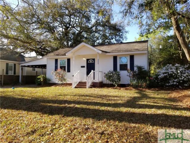 2209 New Mexico Street, Savannah, GA 31404 (MLS #204417) :: Coastal Savannah Homes