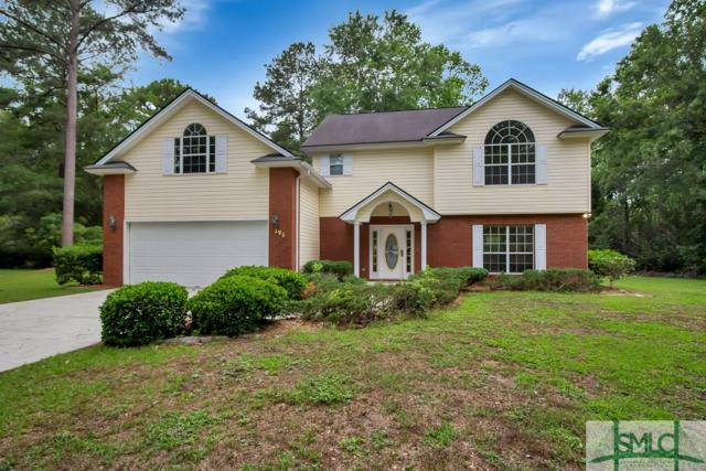 191 Cairnburgh Road, Richmond Hill, GA 31324 (MLS #204424) :: Karyn Thomas