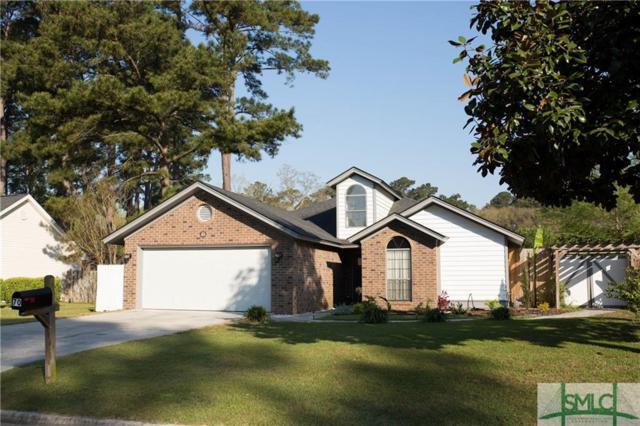 70 Red Fox Drive, Savannah, GA 31419 (MLS #204430) :: Karyn Thomas