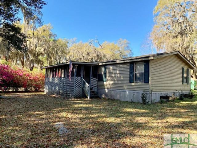 40 Earle Street, Midway, GA 31320 (MLS #204433) :: The Sheila Doney Team