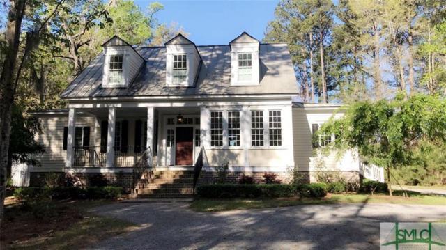 1105 Dublin Drive, Richmond Hill, GA 31324 (MLS #204441) :: Coastal Savannah Homes