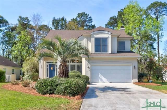 111 Steeplechase Road, Savannah, GA 31405 (MLS #204469) :: Teresa Cowart Team