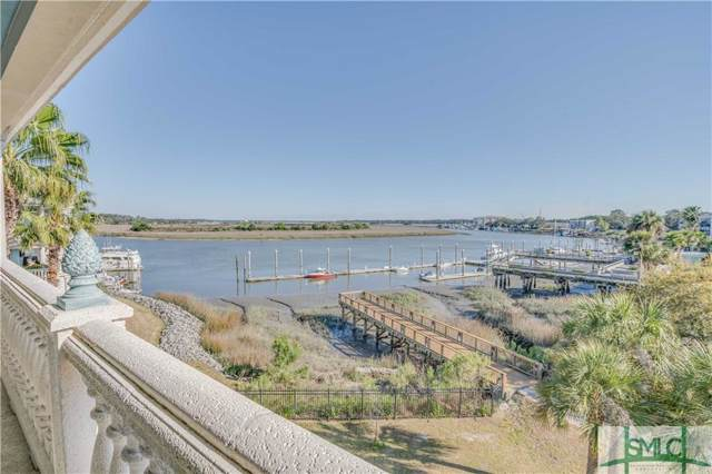 2812 River Drive, Savannah, GA 31404 (MLS #204479) :: Coastal Savannah Homes