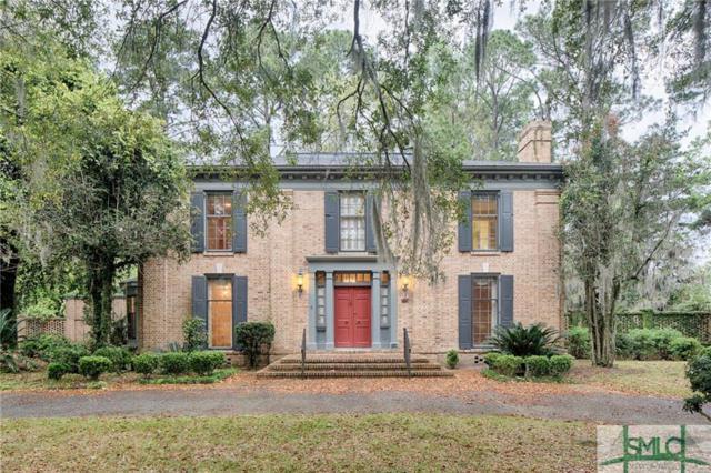 310 Lee Boulevard, Savannah, GA 31405 (MLS #204480) :: Coastal Savannah Homes