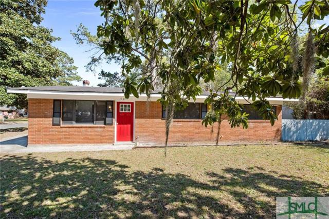 401 Valentine Drive, Savannah, GA 31406 (MLS #204486) :: Coastal Savannah Homes