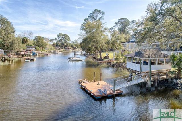 357 Island Road, Savannah, GA 31406 (MLS #204491) :: RE/MAX All American Realty