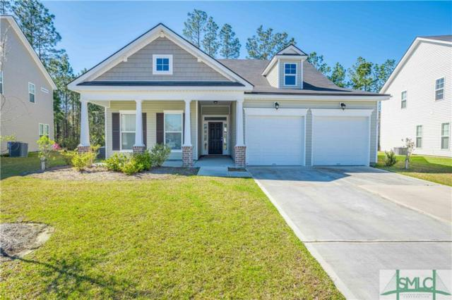 71 Melody Drive, Pooler, GA 31322 (MLS #204537) :: The Sheila Doney Team