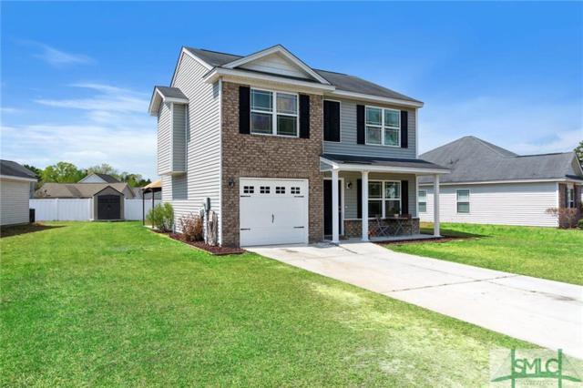 3 Old Mill Road, Port Wentworth, GA 31407 (MLS #204550) :: The Randy Bocook Real Estate Team