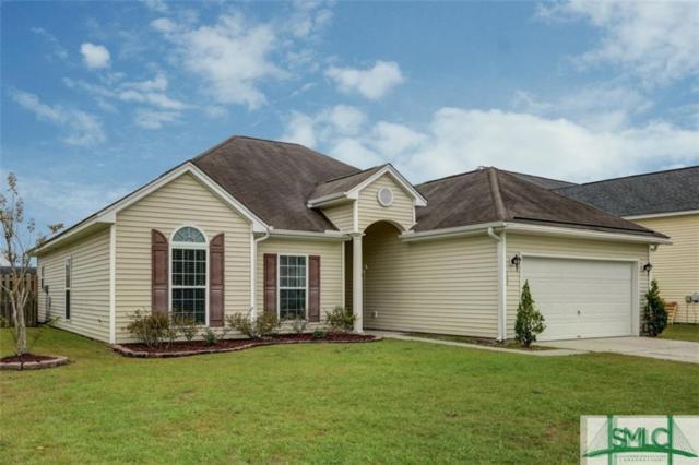 102 Shale Court, Savannah, GA 31419 (MLS #204552) :: The Arlow Real Estate Group