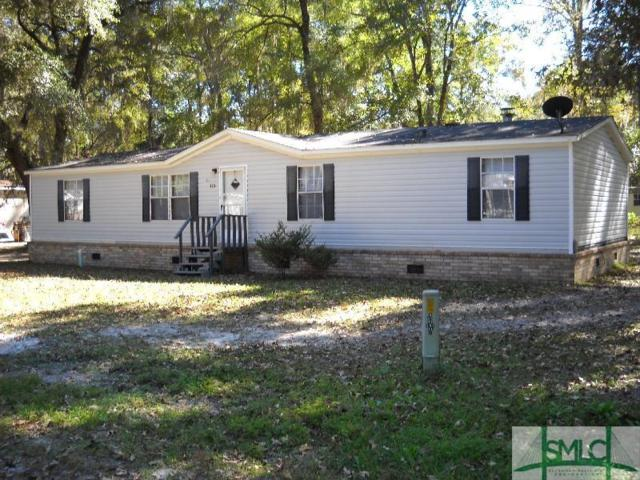 130 St Catherines Street, Midway, GA 31320 (MLS #204567) :: The Randy Bocook Real Estate Team
