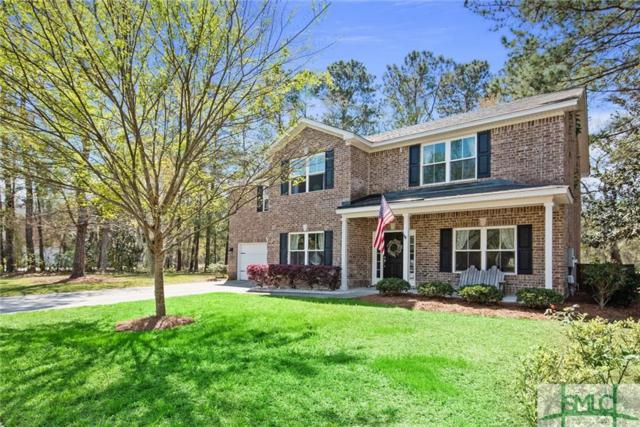 329 Brown Thrush Road, Savannah, GA 31419 (MLS #204579) :: The Randy Bocook Real Estate Team