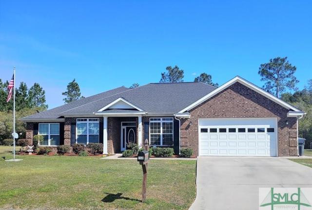 160 Pulaski Street, Hinesville, GA 31313 (MLS #204588) :: Teresa Cowart Team